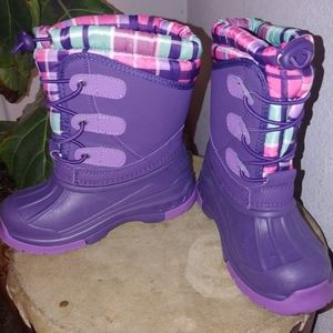 Cherokee snow boots size 11 12 C